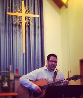 Pastor Jared